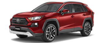 Toyota RAV4 2017 AWD Limited